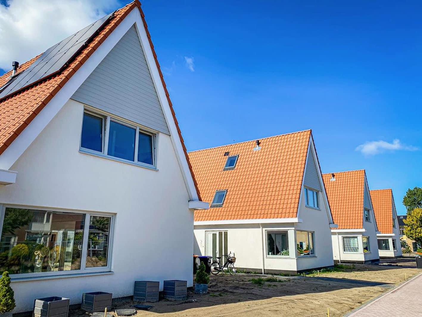 EPS-huizen Abbesteehof voltooid
