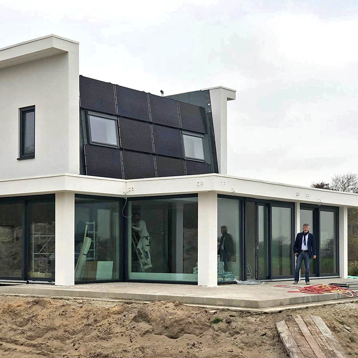 Texel modelwoning